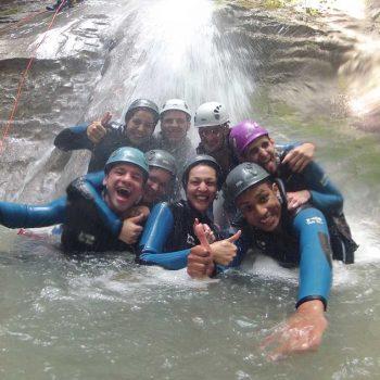 canyoning genève